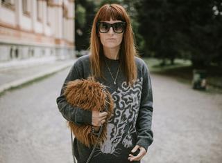 意大利时装编辑Sara Moschini教你3套秋季时髦街拍LOOK