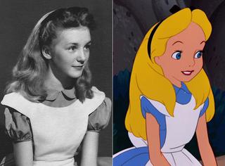 天呐!原来《爱丽丝梦游仙境》的原型竟然是她!