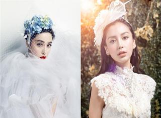 娱乐圈两位女星:angelababy与范冰冰,看完让人流泪!