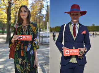 巴黎时装周独家街拍 | 秋意渐浓,看达人们如何时髦又保暖!