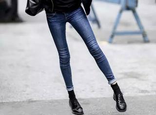 别乱穿!牛仔裤必须根据腿型挑选,你选对了吗?