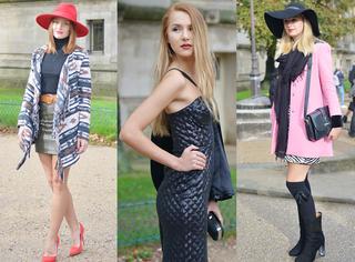 巴黎时装周独家街拍 | 时尚达人们教你怎么穿才能被街拍!