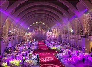 黄晓明婚礼内场揭秘,真正的城堡也没这么梦幻吧!