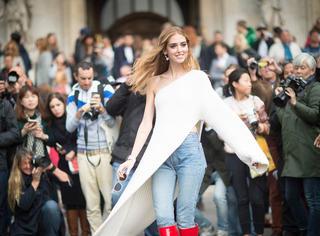穿搭 | 最火博主Chiara Ferragni用8套look就搞定你秋冬衣橱啦