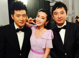 半个娱乐圈的明星在黄晓明Baby婚礼现场玩!疯!了!