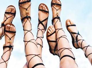 什么才是时尚受虐的最高境界?一次看透罗马鞋的前世今生