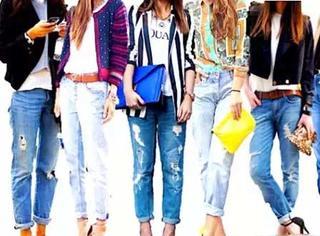 今年流行这样的裤子,姑娘们收了它吧!