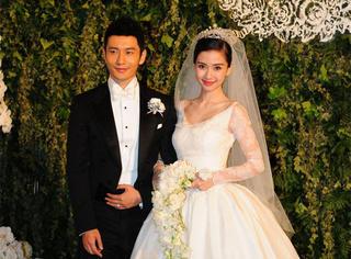 新婚后的黄晓明这样说:我从来都不认为自己会是一位王子