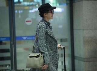 刘亦菲赴首尔为男友庆生  幸福都写在脸上了!