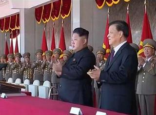 朝鲜建党70周年,全世界就中国去了...