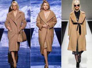 天变凉了才领悟到一件驼色大衣的重要性!