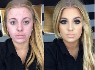 随着这张图在社交网络上疯转,照片上的女主开始痛不欲生!