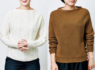 不同的身材穿什么样的毛衣最显瘦?