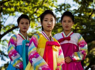 镜头下的朝鲜美女!告诉你世界上最神秘的国家女人长啥样