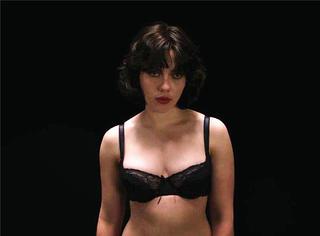 斯嘉丽·约翰逊的裸体