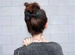 这样扎头发,美到没朋友!