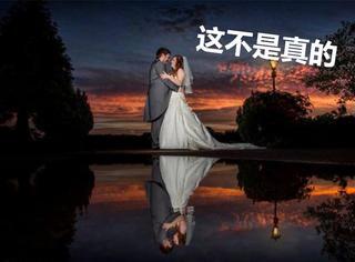 其实每张甜蜜婚纱照的背后,都是摄影师的眼泪!