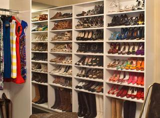 女孩子,你的鞋柜就应该这样!