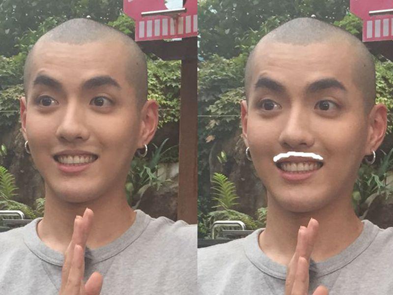 """惊!吴亦凡、李易峰、杨洋都有""""奶油线"""",原来这才是舔屏利器!"""