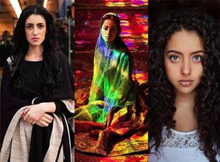 年仅29岁的她周游世界,将全球的平民美女们收入镜头