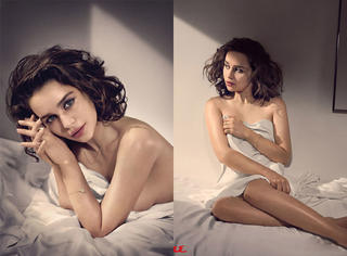 她是全球最性感的女人 她说对着镜头脱衣服并不愉快