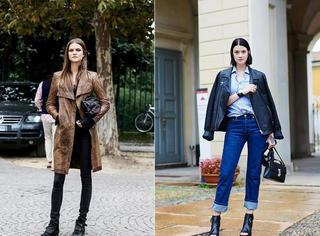 别再乱穿了!牛仔裤必须根据腿型挑选,你选对了吗?