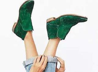 短靴正当季!!高衣Q姑娘们都知道的那些黄金法则!