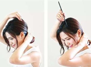 全世界姑娘都剪了LOB头,却没人告诉你头发长了该怎么办!