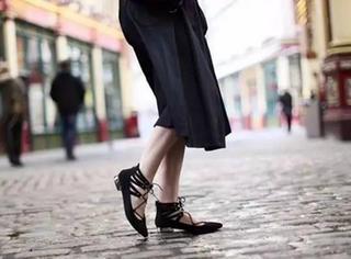时髦进阶,每个女人都要拥有的10种鞋!