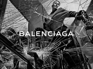 """选择""""唯特萌""""的Balenciaga,居然是这种心态"""