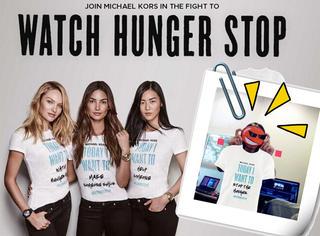 橘子君亲身体验 | 只要上网DIY一件T恤 就能为饥饿地区的儿童捐出营养餐!