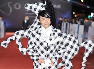 蔡康永奇葩衣服大赏第二季来了