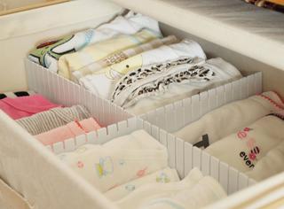 这17个衣服收纳方法太棒了!这样收毛衣再也不会变形了!