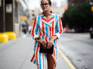 看时尚风潮如何玩转色彩,撞出超高回头率!