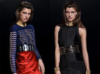 保持队形,H&M与Balmain全新跨界系列造型大揭秘!