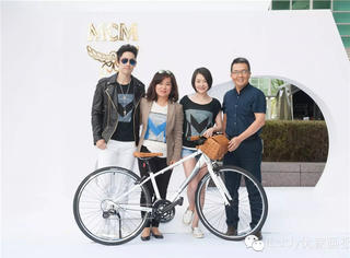 想在台北遇见明星?你只需要一辆单车