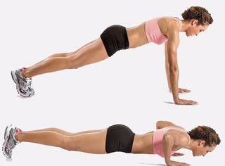 你瘦了 | 8个动作,塑造挺拔有型的胸部
