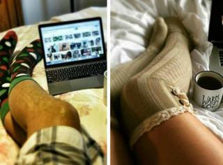 看到女儿在网上晒性感美腿照后,这位爸爸的反应让网友笑尿了...