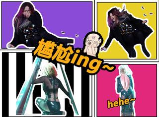 尴尬症犯了!布兰妮爆拉链,张惠妹玩侧摔,明星演唱会附赠的尴尬瞬间!
