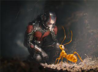 不知道这20个彩蛋 《蚁人》白看了啊……