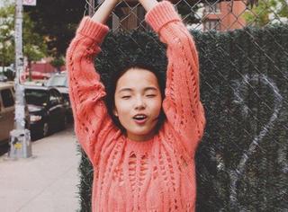 如果不能给我一个拥抱,请送我一件温暖针织衫
