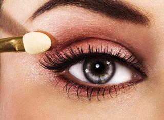 教你怎么化妆开眼角!放大你的小眼睛!