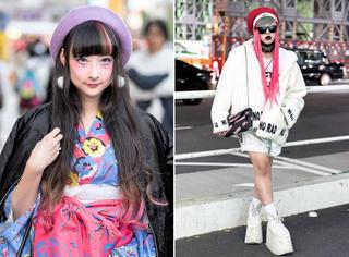 在东京时装周面前,老阿姨血洗上海滩算个屁!