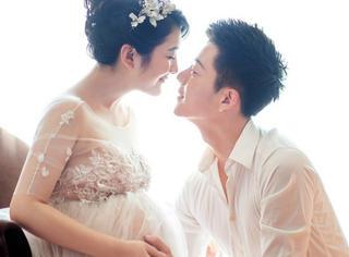 """王栎鑫升级做爸爸!携美娇妻甜蜜炫""""腹"""""""