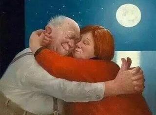 说一个让你又相信爱情的事,看完是真的相信了!