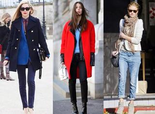 秋天,国外女人这样穿出街,难怪那么漂亮!