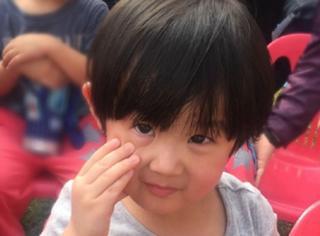 有爱瞬间|为了小女儿苹果妹,陆毅鲍蕾夫妻俩今天拼了!