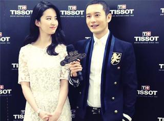 黄晓明&刘亦菲 | 虽然分别娶了妻,有了男?#20445;?#20294;再合体的神雕夫妇还是那么默契!