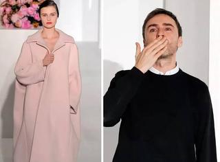 我认识Raf Simons是一个偶然,从Raf Simons宣布离开Dior说起...