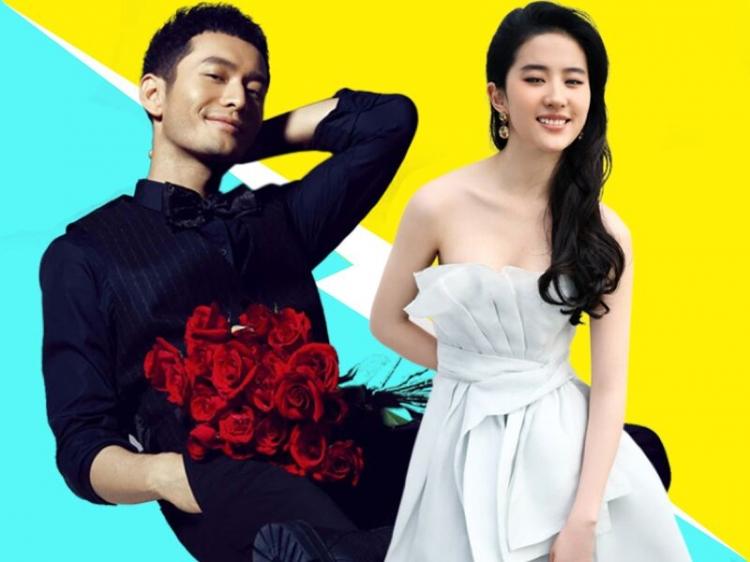 10年前黄晓明和刘亦菲才是最配一脸的CP,Baby和宋承宪请捂眼!